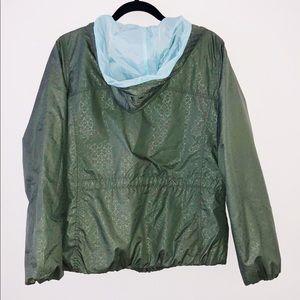 Columbia Jackets & Coats - Green Size M Columbia Rain Jacket